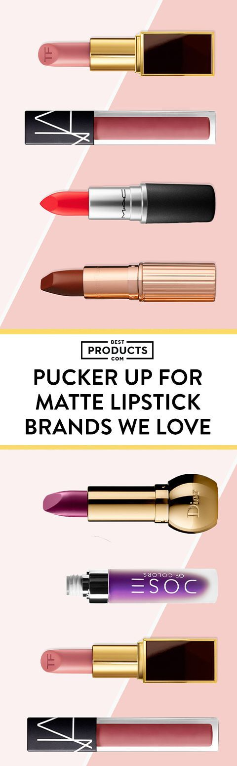 We Tested the Best of the Best Matte Lipsticks — Here Are Our Top 10 Fave Finds We Tested the Bes