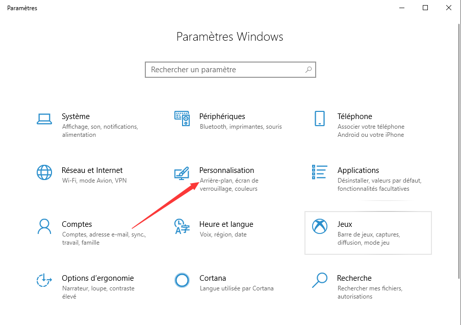 Windows 10 Comment Changer Image De Lecran De Verrouillage Connexion Et Larriere Plan De Bureau Comment Changer Windows 10 Ecran De Verrouillage