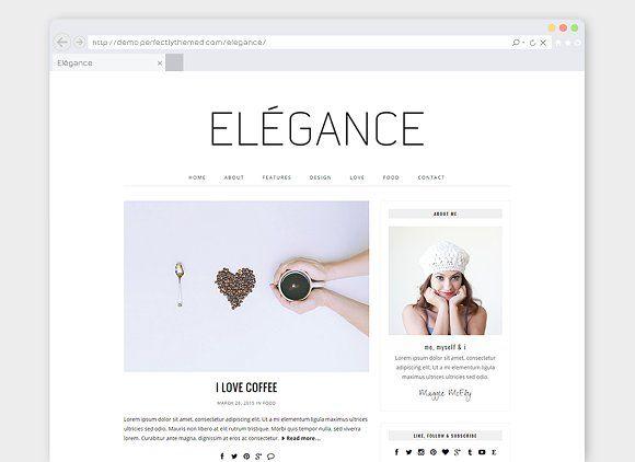 Minimal WordPress Theme \