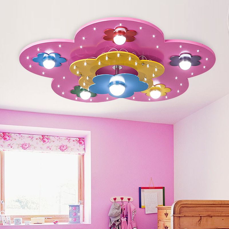 25 Marvelous Kids Rooms Ceiling Designs Ideas Raising Your Kids Properly Is The Most Essential Part Baby Room Colors Ceiling Design Girls Bedroom Lighting