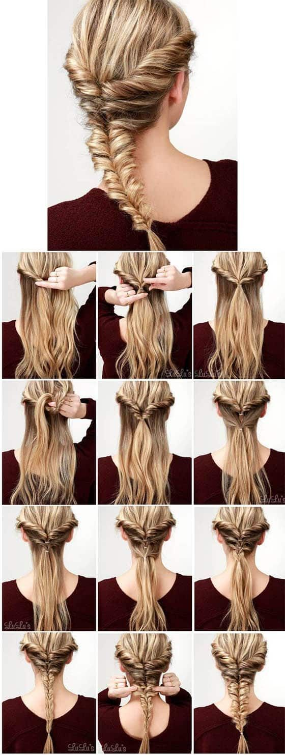 Photo of Braided Hairstyles – Short, Long, Picked, Simple Hair