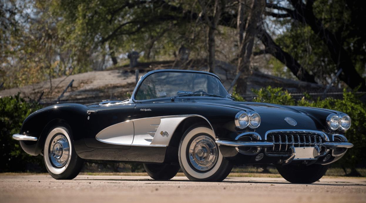 1958 C1 Corvette Corvette C1