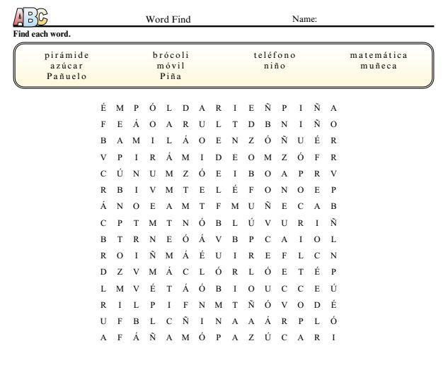 21 Grade 3 Math Test Printable mon Core Sheets