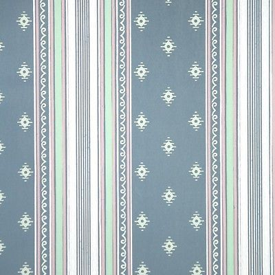 Vintage Wallpaper Stripe