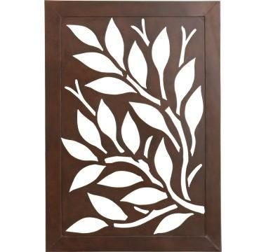 Art/Wall Decor   Leaf Wall Art   Wall Art, Crate U0026 Barrel
