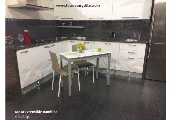 80/90/100 x 50 Bambina mesa cocina | Mesas de cocina pequeñas, fijas ...