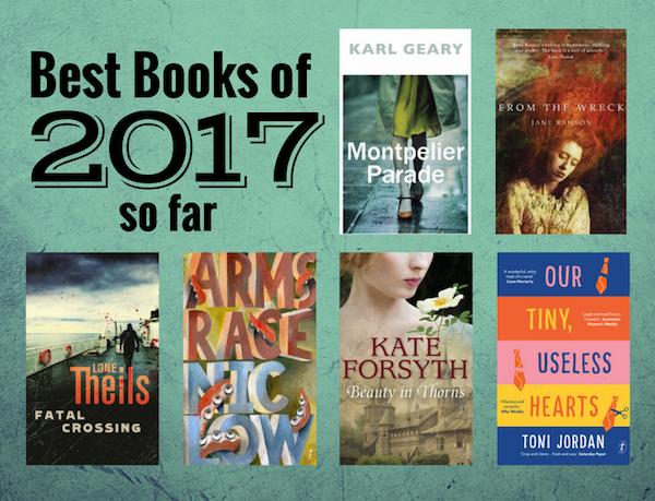 Best book reviews 2017
