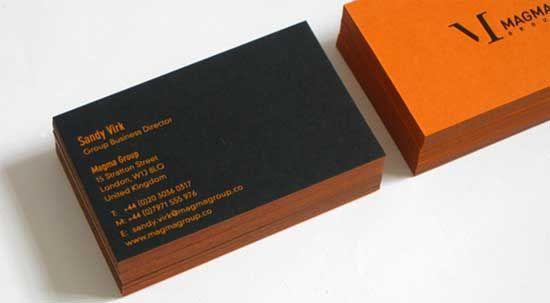 35 refreshing orange business card designs creative design 35 refreshing orange business card designs colourmoves