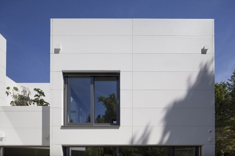Villa Wiese 9 Architecture And Design I Like Pinterest Exterior Wall Cladding Villas
