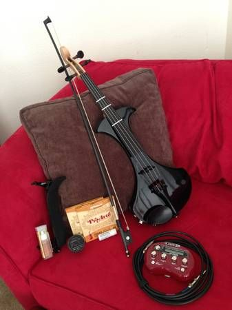electric violin i am in love w the sound of this beautiful sounding instrument electric. Black Bedroom Furniture Sets. Home Design Ideas