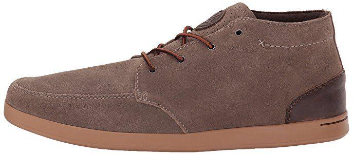 Spiniker Mid Se Tan/Brown, Sneakers Basses Homme, Multicolore (Tan/Brown), 42 EUReef