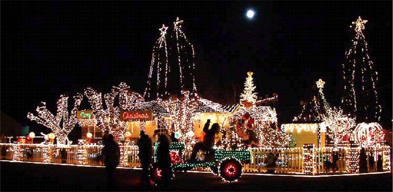 Elk Grove Ca...A list of all the best Christmas lights