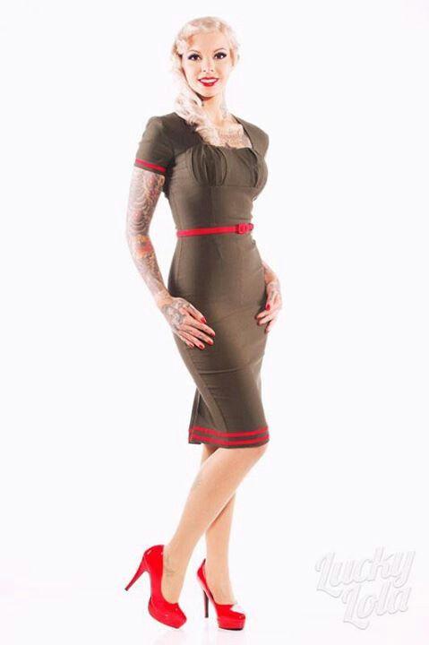 Dress Lucky Lola Shop