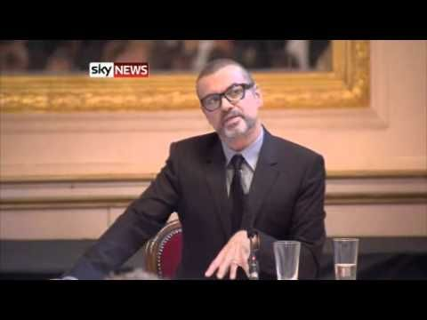George Michael: 'Tweet Me About Private Life' - YouTube