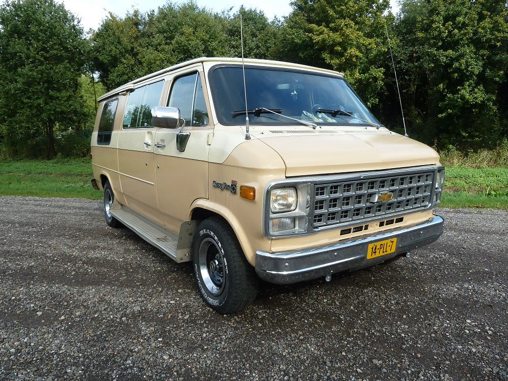 for sale 1981 chevy van g20 lowtop chevy van gmc. Black Bedroom Furniture Sets. Home Design Ideas