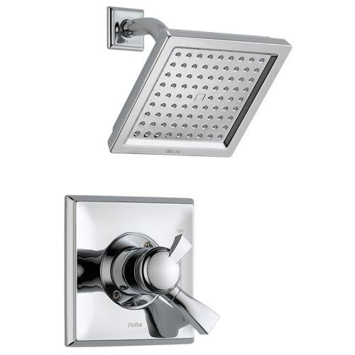 Delta Faucet DT17251/DR10000UNBX Dryden Single Handle Shower Faucet - Chrome at Ferguson.com