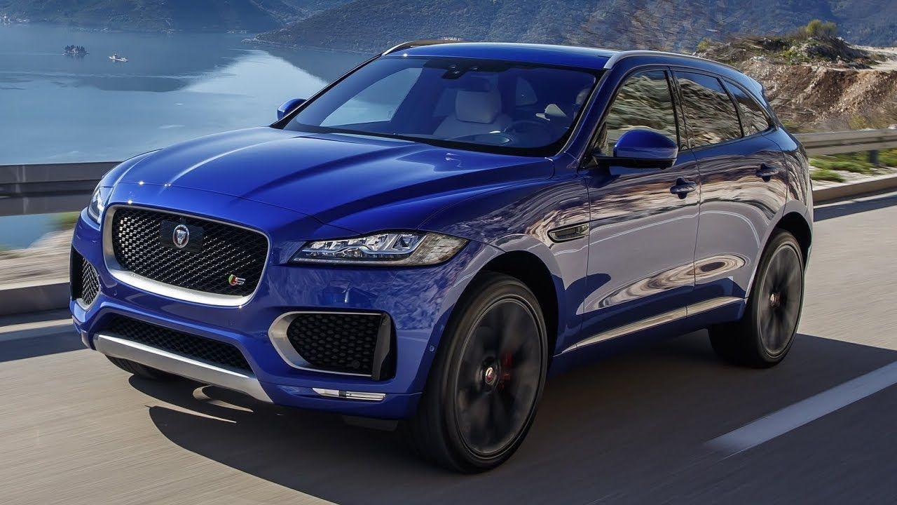2019 Jaguar F Pace Interior Exterior And Drive Jaguar Suv Jaguar Car Suv