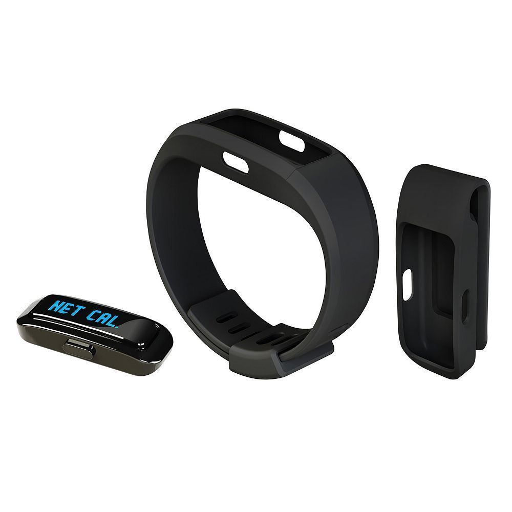 Ifit Active 3 In 1 Fitness Sport Tracker Wristband Black Ifitband 3in1