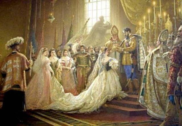Coronación de Isabel deAustria como reina de Hungría