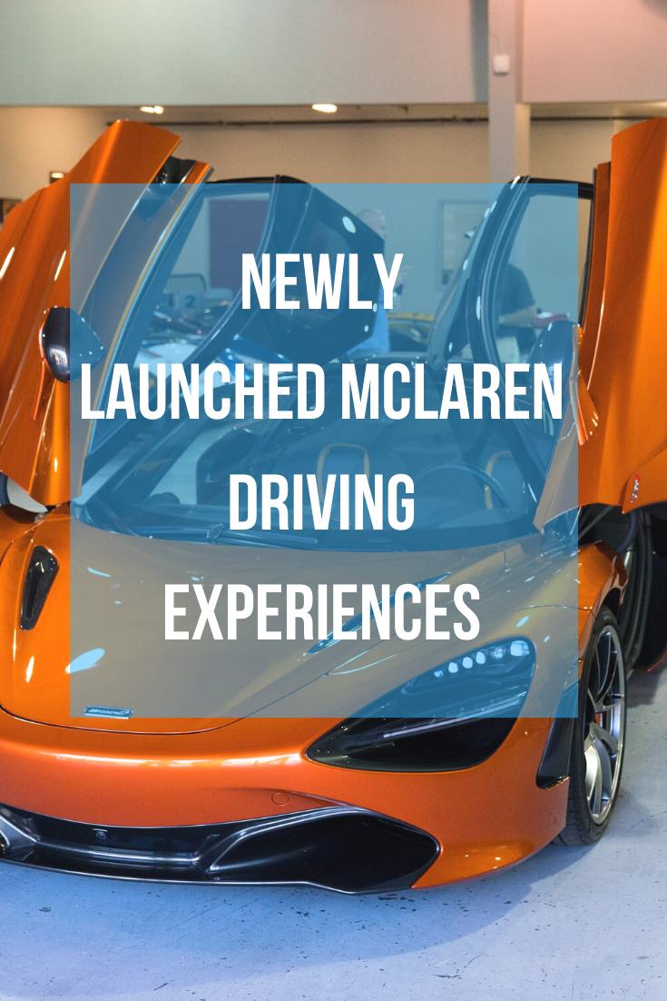 Mclaren Driving Driving Experience Mclaren Best Marketing Companies