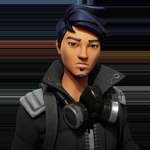 Fortnite Striker Png Image Fortnite Battle Royale Game 3d Characters