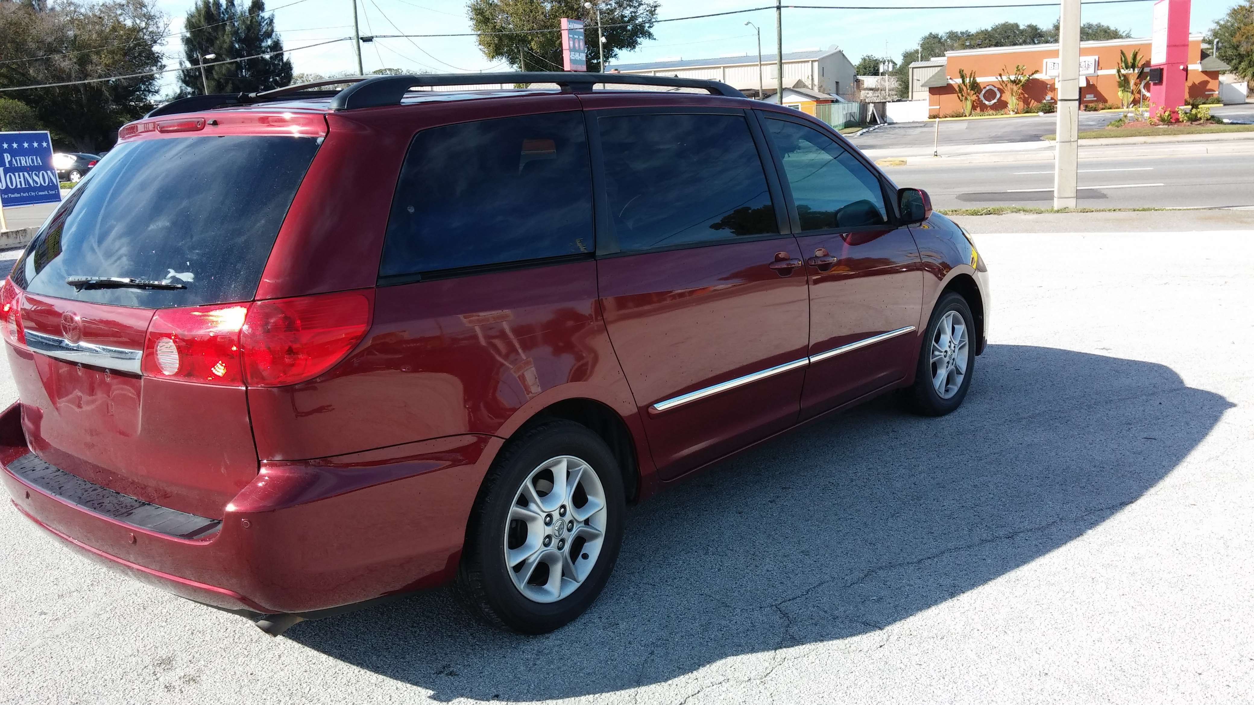 Pin By Uce Mark On Used 2006 Toyota Sienna For Sale 10 500 At Pinellas Park Fl Toyota Sienna For Sale Toyota Sienna Toyota