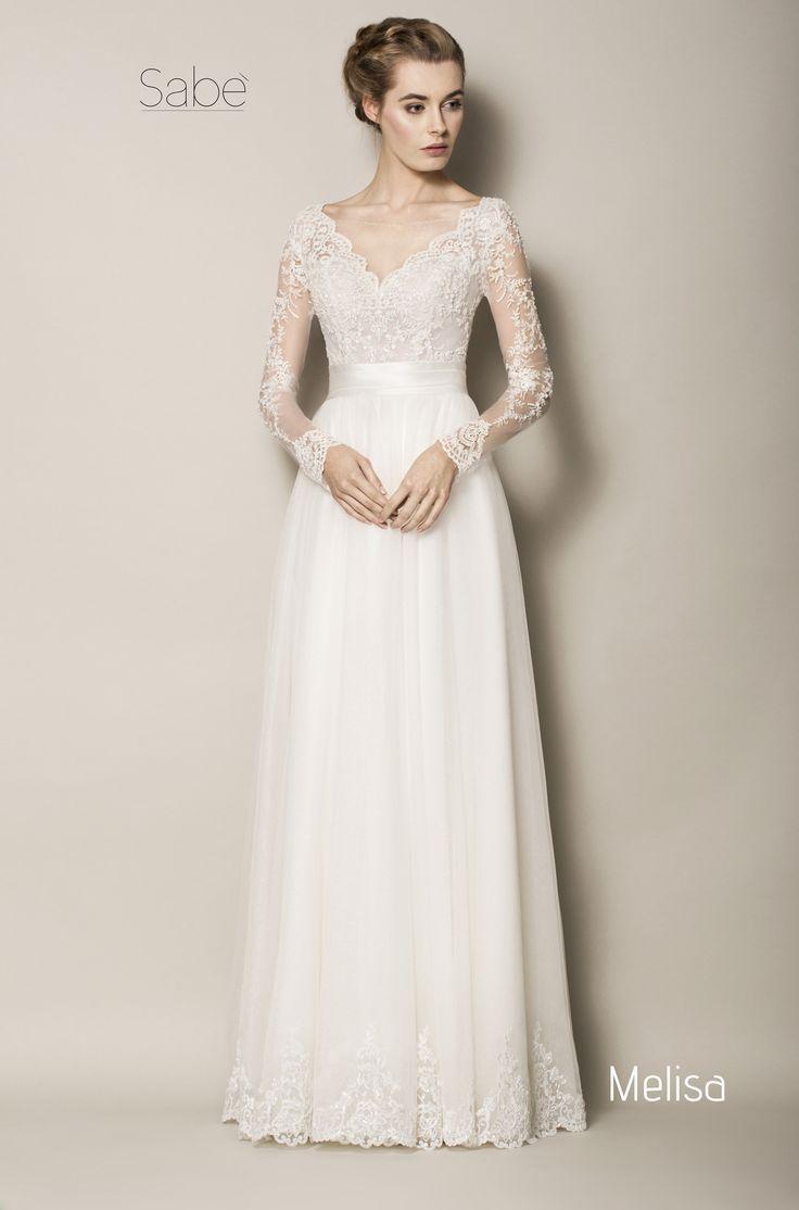 Harmony Suknie Slubne Sabe Salon Slubny Krakow Gracja Wedding Dress Sleeves Wedding Dress Long Sleeve Modest Wedding Dresses [ 1114 x 736 Pixel ]