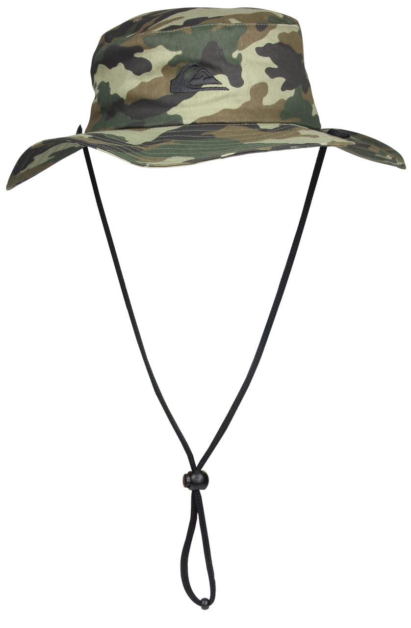 Quiksilver Bushmaster Safari Hat Camo Safari Hat Hats Quiksilver