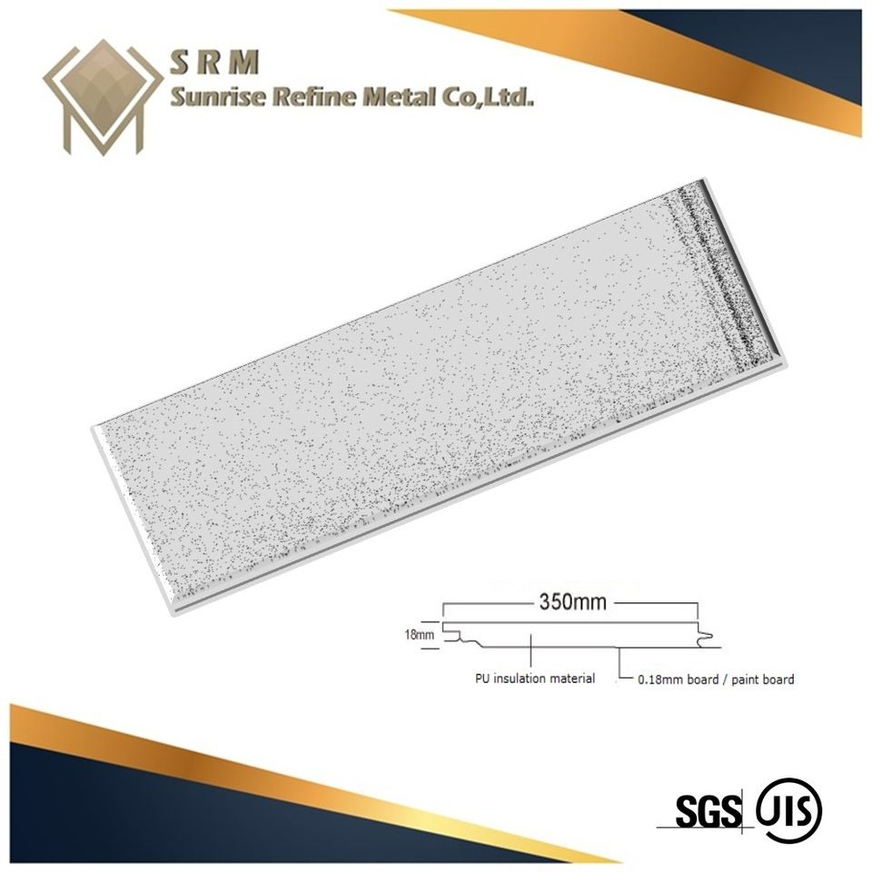High Quality Pu Wall Panel 304 Stainless Steel Sheet Plate Price Insulation Materials Stainless Steel Sheet Acoustic Wall Panels
