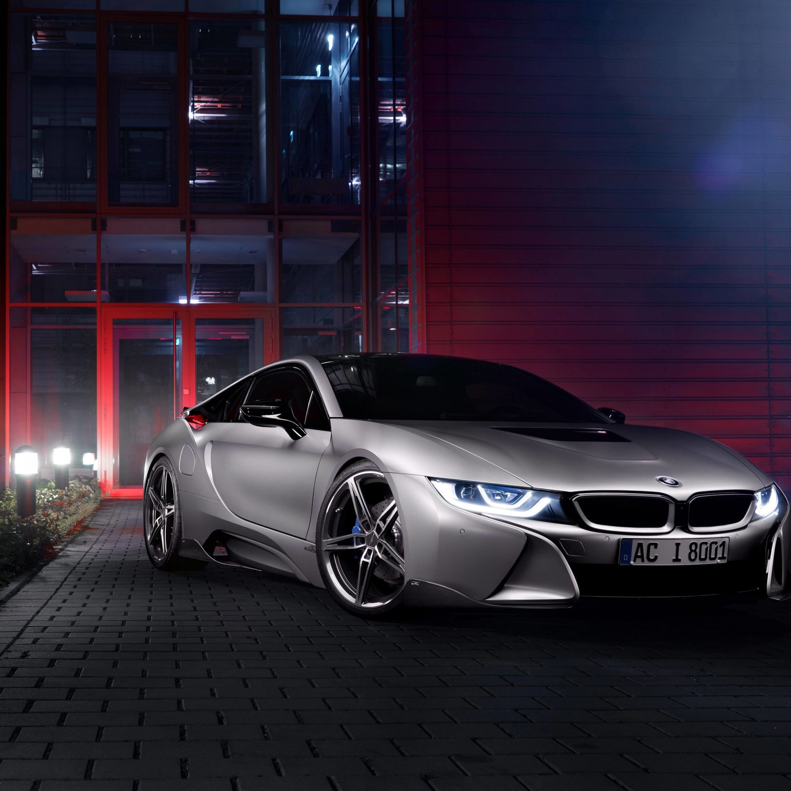 Download Bmw I8 Designed By Ac Schnitzer Hd Wallpaper For Iphone 6