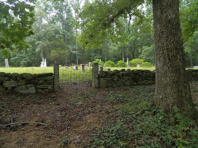 Historic Fairforest Cemetery Union Co. SC where 6 generations of my family are at rest.