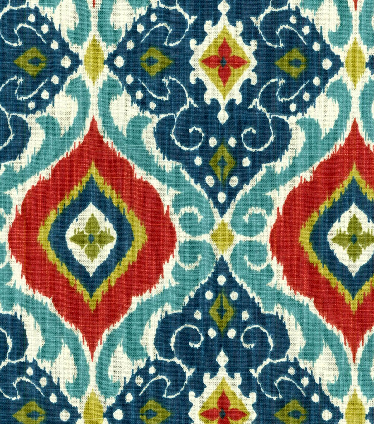 home decor print fabric - richloom studio jabari multi | fabrics