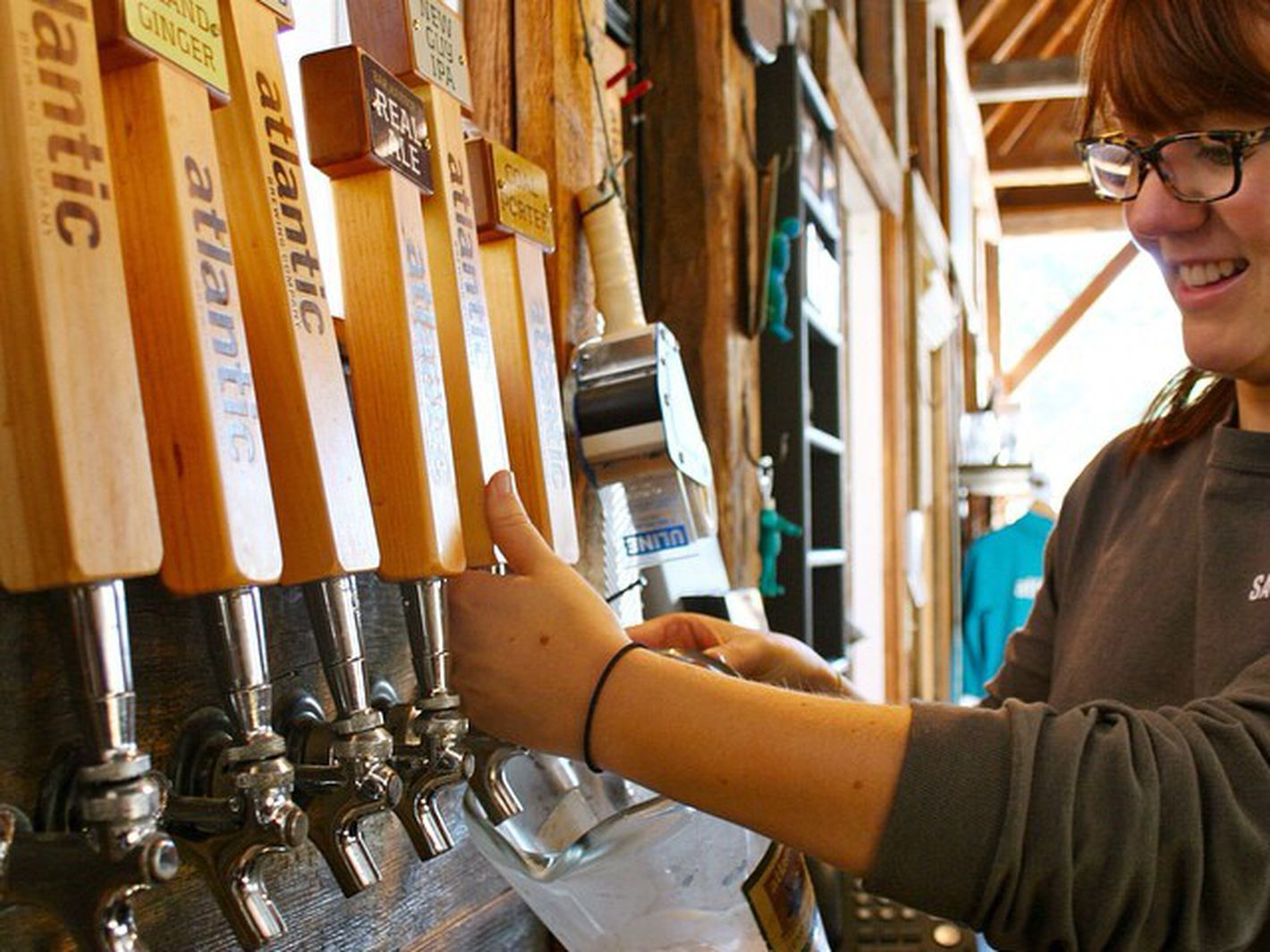 Essential guide to maine brewery tasting rooms winter