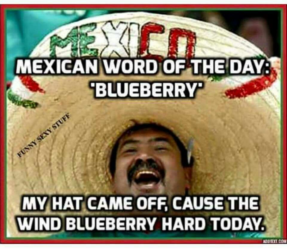 894c58762a66f428d63980b592020ae7 blueberry!!!!!!!! haha! pinterest blueberry, mexican words