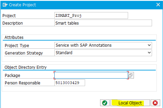 SMART tables –Backend (ABAP-CDS) and Frontend example with currency
