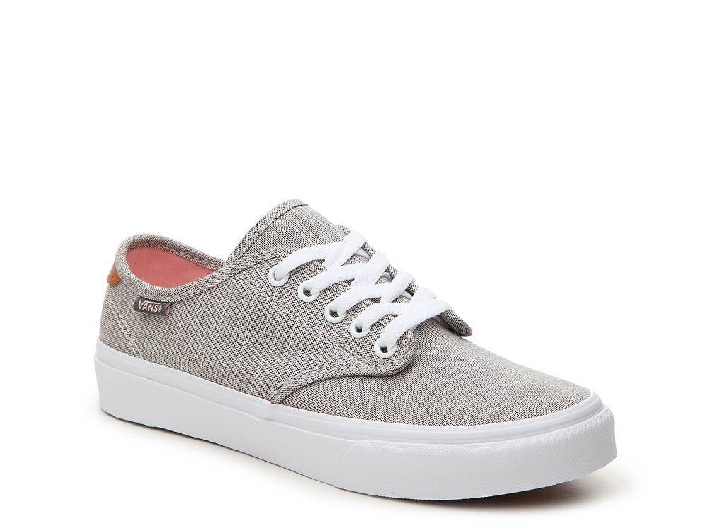 Vans Camden Deluxe Chambray Sneaker - Womens | DSW
