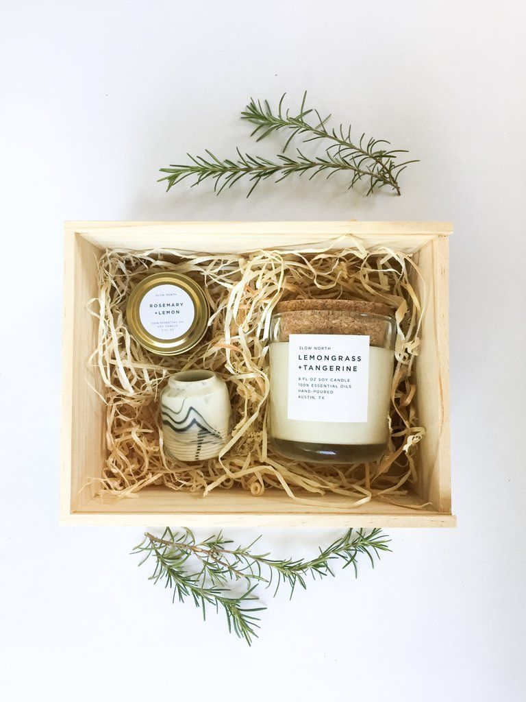 Cozy Home Candle Kit w/ Match Striker – Slow North