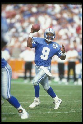 Like May Lions Qbs Rodney Peete Never Really Lived Up To The Hope And Hype Nfl Detroit Lions Detroit Lions Football Detroit Sports
