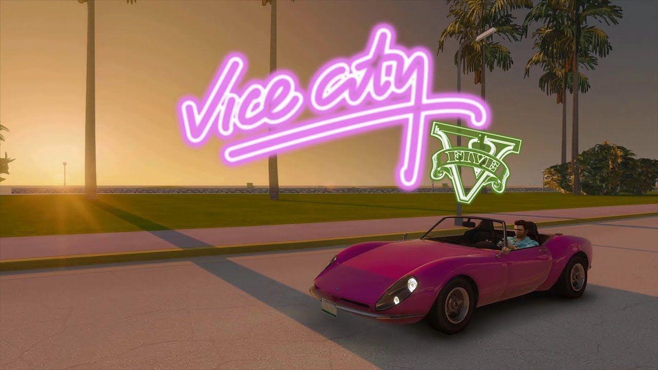 Vice City Victoria Street Retro Wallpaper Iphone Aesthetic Wallpapers Retro Wallpaper