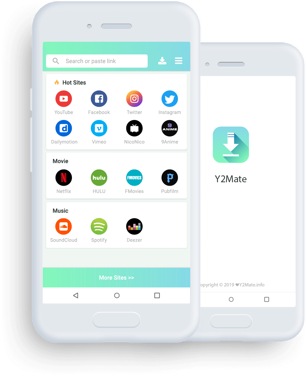 [Y2Mate] Free YouTube Downloader for PC and Android 2020