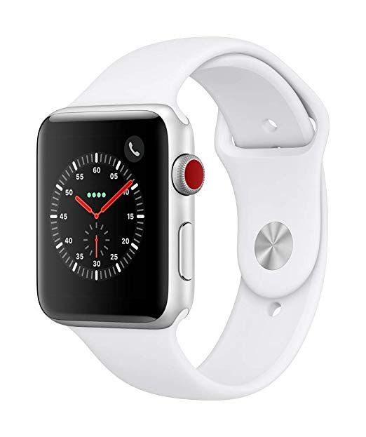 309.00 Apple Watch Series 3 (GPS + Cellular, 42mm