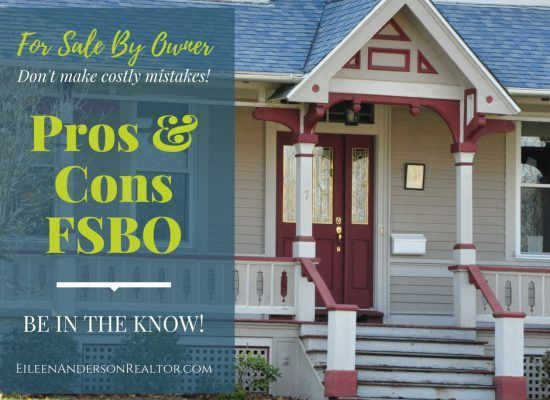 For Sale By Owner, FSBO, Pros and Cons for sale by owner, real