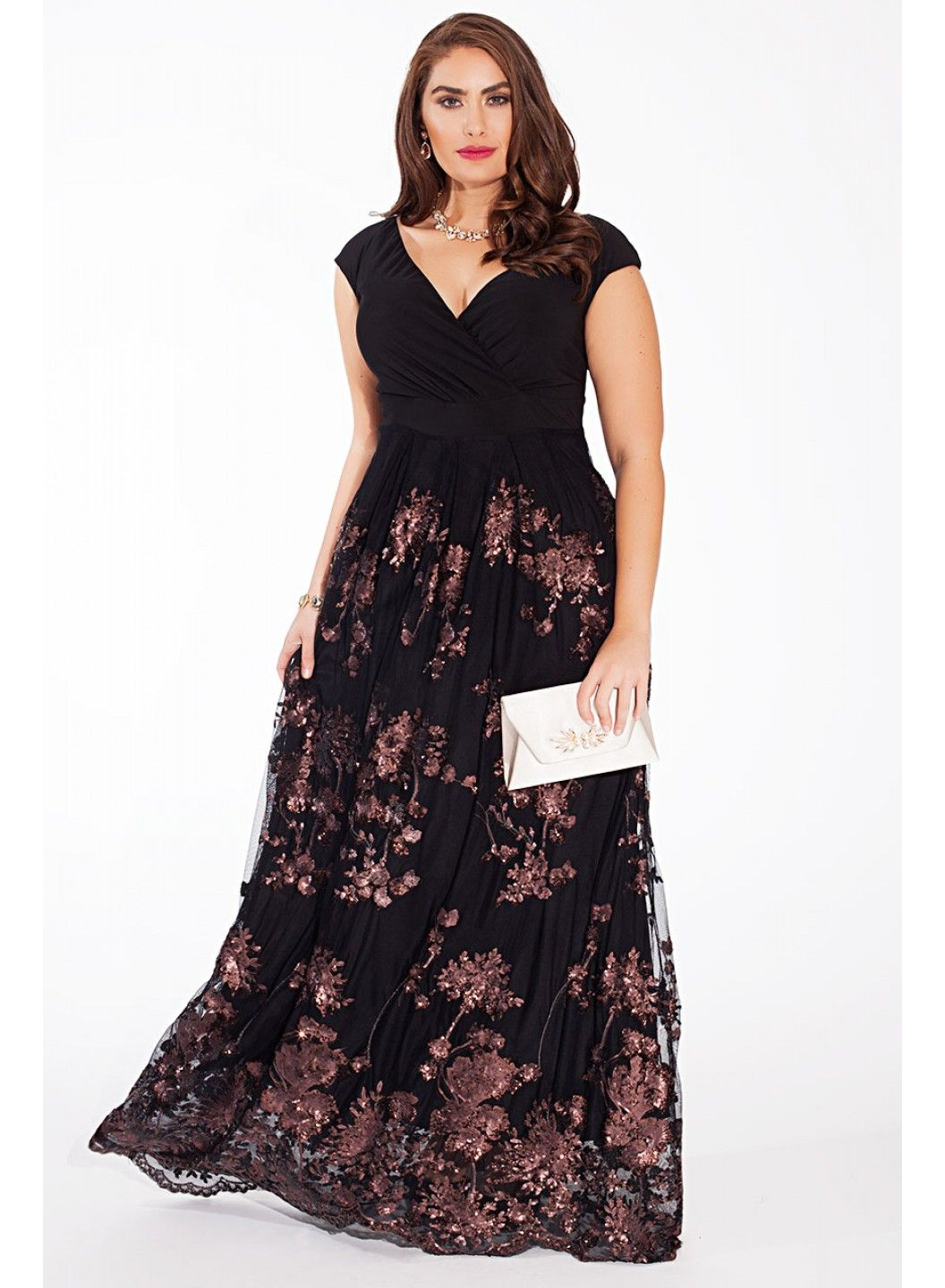 Francesca Lace Dress | Plus size designers, Plus size dresses and ...