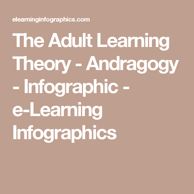 Essay on the principles of adult learning
