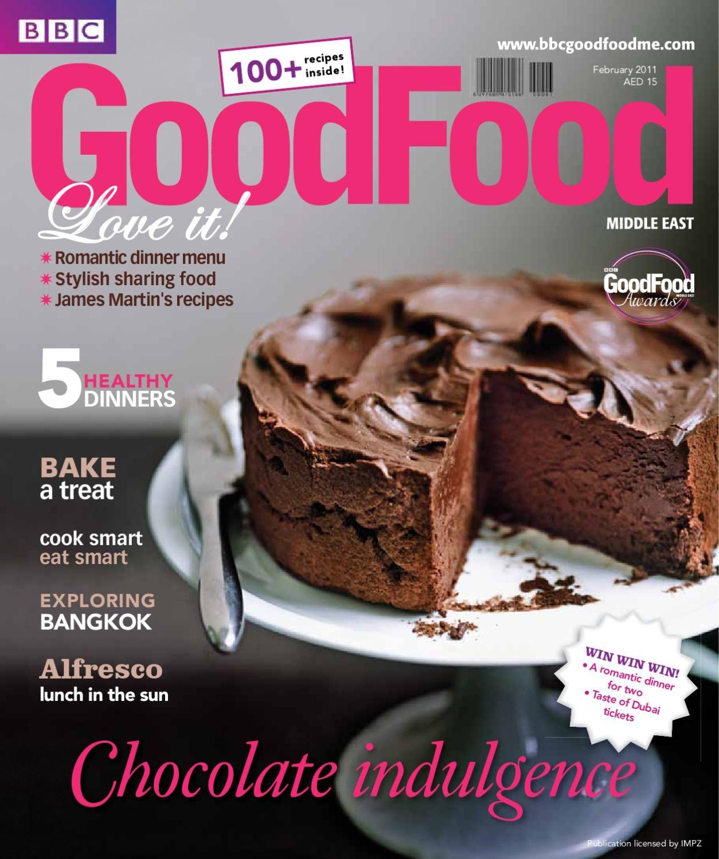 BBC Good Food Middle East Magazine