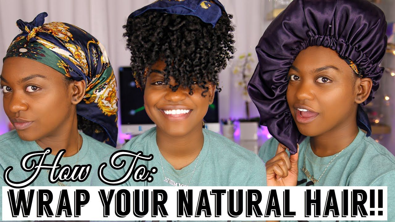 22++ Silk wrap hair overnight inspirations