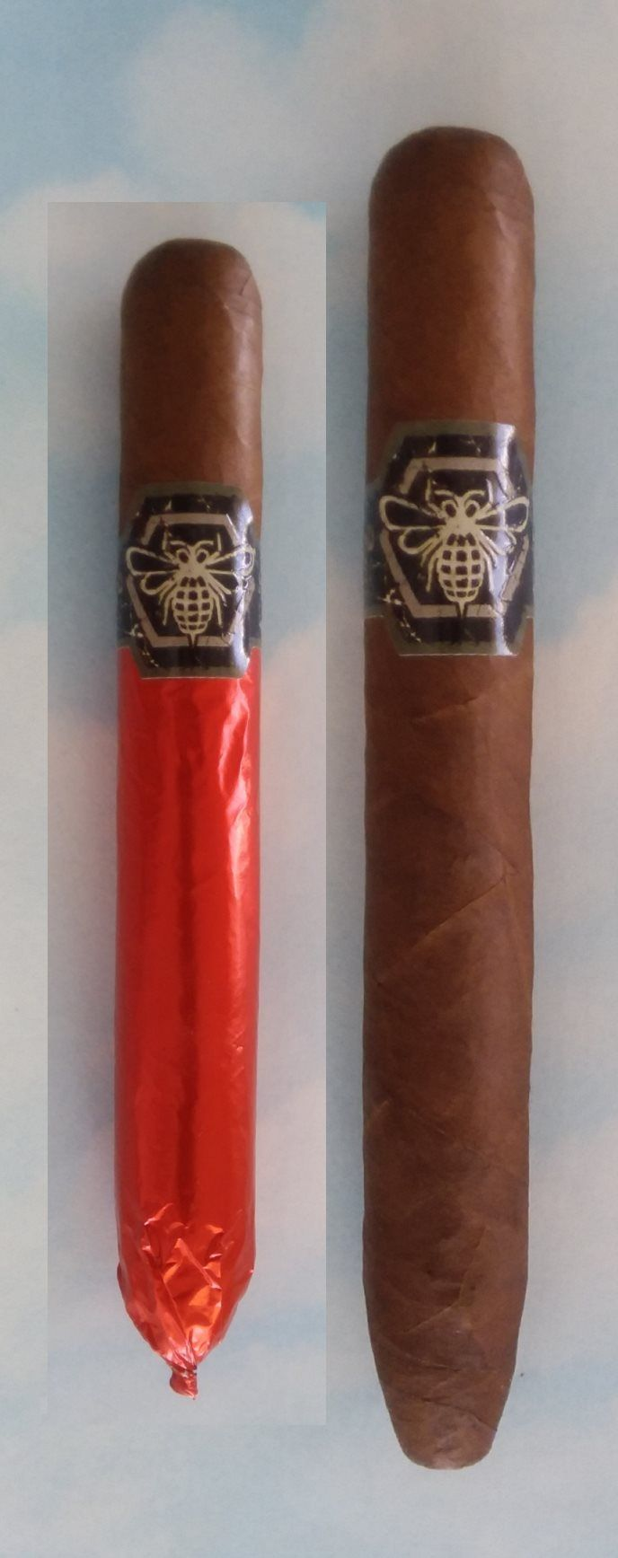 Honey and Hand Grenades Cigar