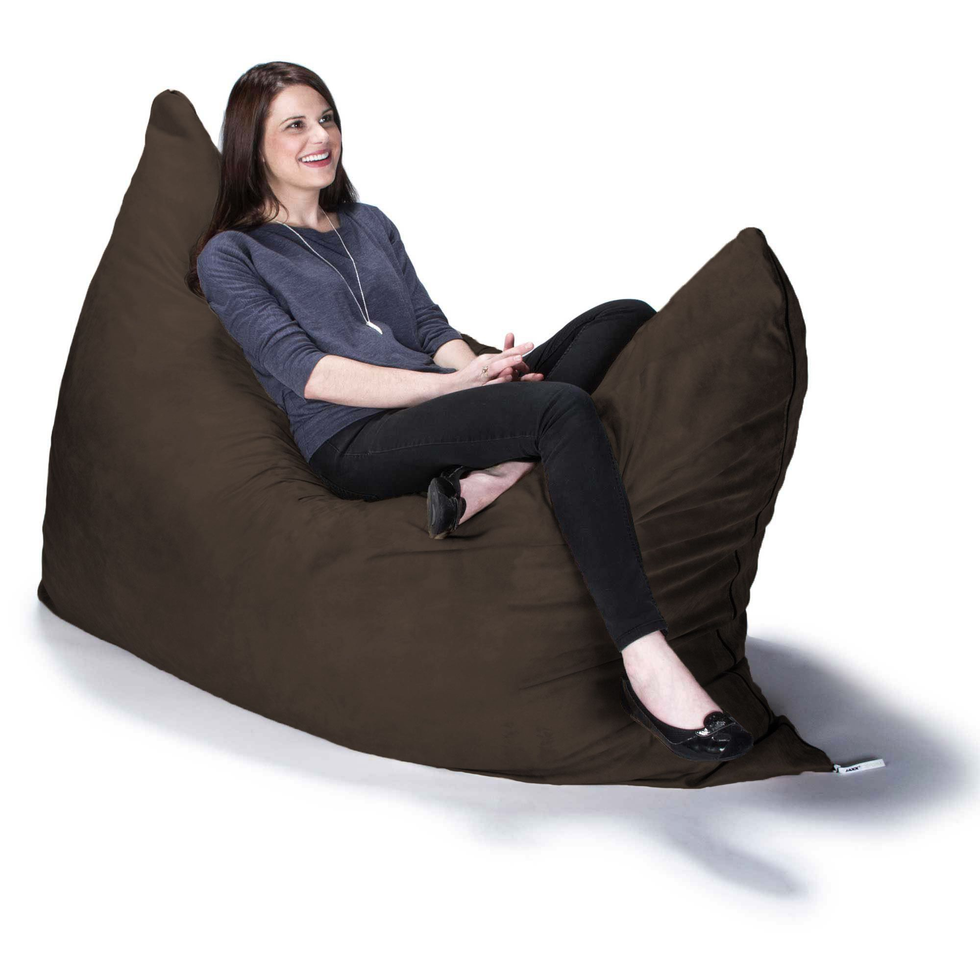 Innovations jaxx u pillow saxx bean bag pillow pumpkin