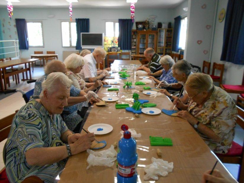 Top Les activités manuelles en maison de retraite à marseille  UT61
