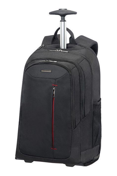 diseño unico estilo de moda de 2019 elige genuino GuardIT Laptop rugzak met wielen 38.1-40.6cm/15-16inch Zwart ...